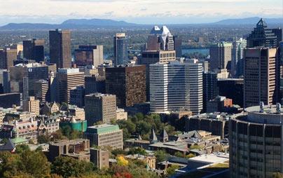 midi-pyrenees : Les pays où il fait bon travailler : Montreal,  DR Midiformations.com