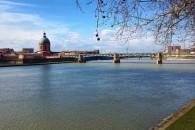 La Garonne- CC par maximeraphael https://www.flickr.com/photos/maximeraphael/