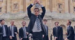 extrait du clip des étudiants de l'université d'oxford