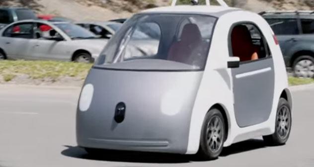 midi-pyrenees : La voiture sans conducteur de Google - Extrait Youtube de la vidéo Google