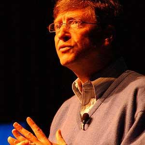 à Bill Gates