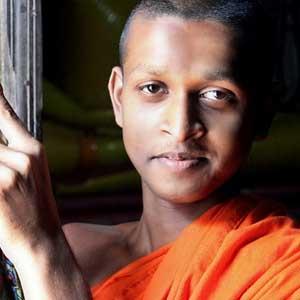 un moine
