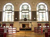 La bibliothèque d'étude et du patrimoine (wikipédia)