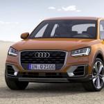 Audi Q2 : 5 étoiles aux tests de sécurité Euro NCAP 2016
