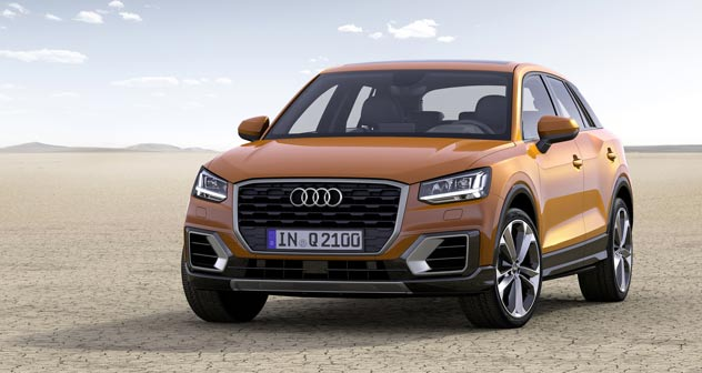 midi-pyrenees : Audi Q2 Flickr CC by AUDI AG