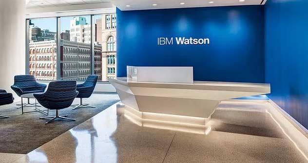 midi-pyrenees : salarié remplacés par robot, capture d'écran IBM Watson
