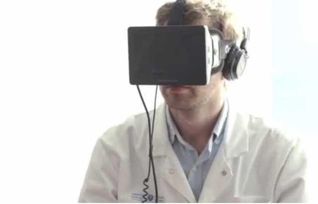 VR-medecine