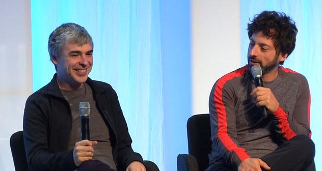 midi-pyrenees : Larry Page, cofondateur de Google, en faveur du temps partiel